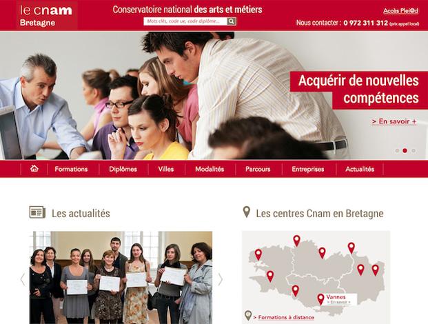 site-internet-cnam